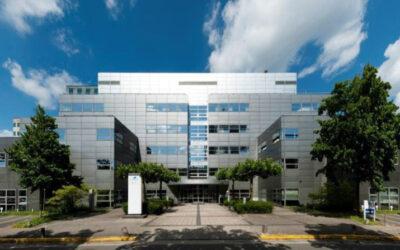 Circa 1.000 m2 kantoorruimte verhuurd aan de Daltonlaan 400 te Utrecht